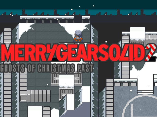 Merry Gear Solid 2: The Ghosts of Christmas Past | Metal Gear Wiki ...