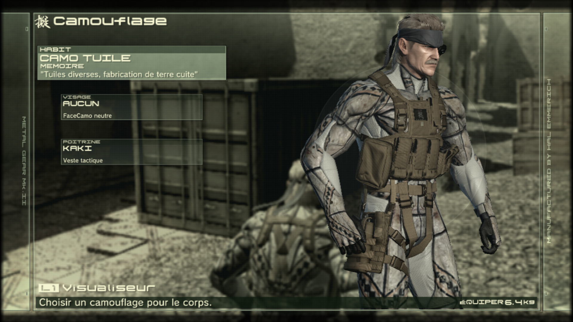 XeNTaX • View topic - Metal Gear Solid 4 (ps3)