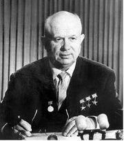 Soviet leader