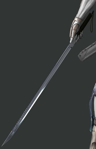 File:MGR - Raiden's HF Blade - Standard.png