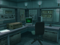 The Lab Pic 3 (Metal Gear Solid The Twin Snakes)