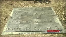 Kojima productions hands