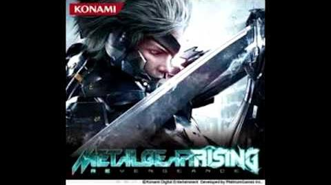 Metal Gear Rising OST A Stranger I Remain (Mistral's Theme)