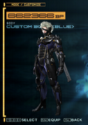 MGR-CustomCyborgBodyBlue