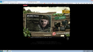 Kojima Productions Gamescom 2009 Special Site (English; left)