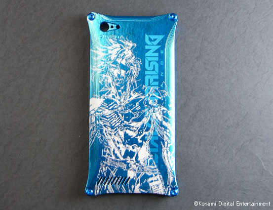 File:Metal-Gear-Rising-iPhone-5-Case-Blue-2.jpg