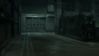 Nuclear warhead storage building Pic 2 (Metal Gear Solid 4)