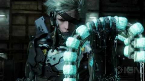 Metal Gear Solid Rising Trailer - E3 2010