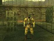 Ga-ko soldier