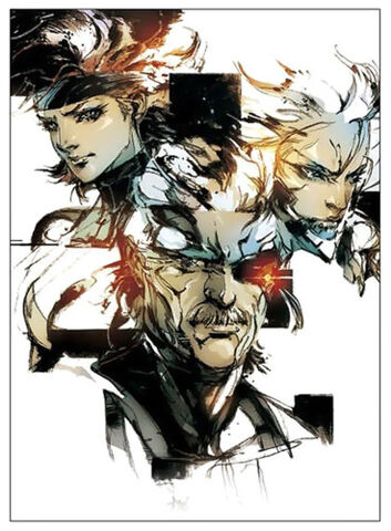 File:Metal Gear Solid 4 Guns Of The Patriots Solid Snake, Meryl Silverburgh, and Raiden.jpg