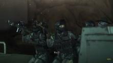Metal gear xof soldiers ecorting skullface