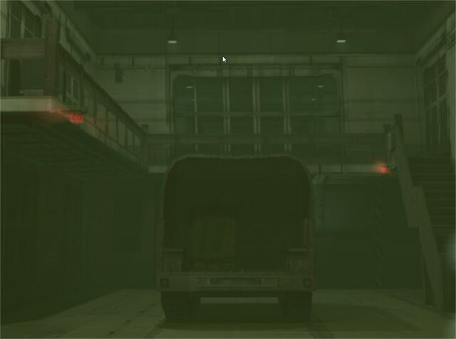 File:Nerve Gas in the Nuclear warhead storage building (Metal Gear Solid The Twin Snakes).jpg