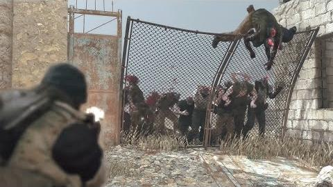 Official METAL GEAR SURVIVE TGS 2016 GAME PLAY DEMO KONAMI (PEGI)