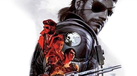 Metal Gear Solid V The Phantom Pain Gameplay Demo - E3 2015
