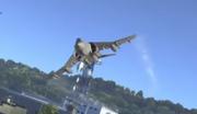 MGSV GZ aircraft