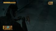 Snake using a MG Mk. III (Metal Gear Solid 4)