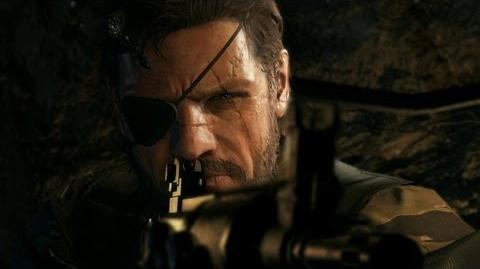 """MGSV The Phantom Pain"" E3 2013 Trailer (Extended Director's Cut)"