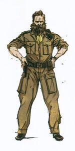 Sandinista Comandante, Peace Walker