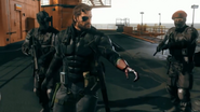 Big boss cutscene tgs 2014