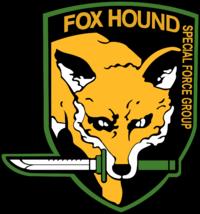 FOXHOUND Logo