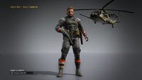 Sneaking Suit (Naked Snake) SP