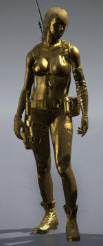 Naked (Gold Q) SP