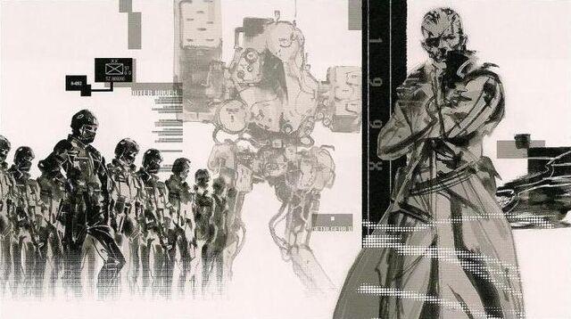 File:Big Boss MGS4 Artwork.JPG
