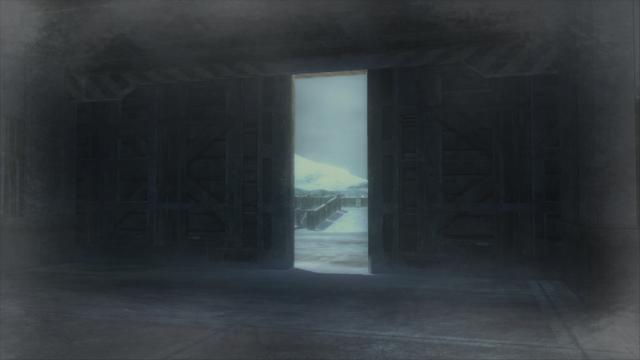 File:The front hangar door has been opened up (Metal Gear Solid 4).png