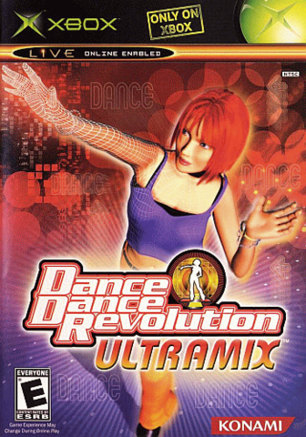 File:Dance Dance Revolution Ultramix cover art.png