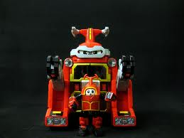 Kabutack and his Mecha