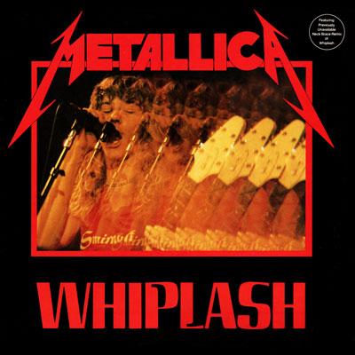 Whiplash Single Metallica Wiki Fandom Powered By Wikia