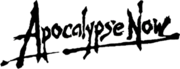 Apocalypse Now Logo