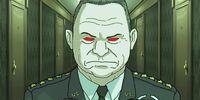 General Crozier