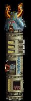 Commando 2 Final Boss Rocket