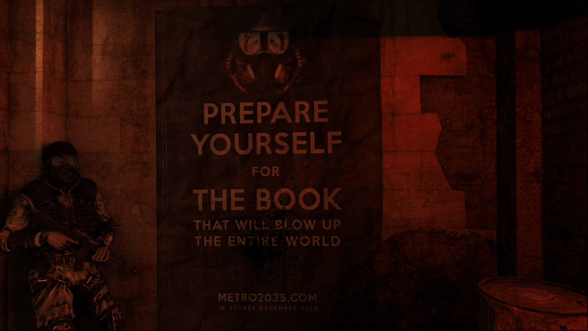 Metro 2035 | Metro Wiki | Fandom powered by Wikia