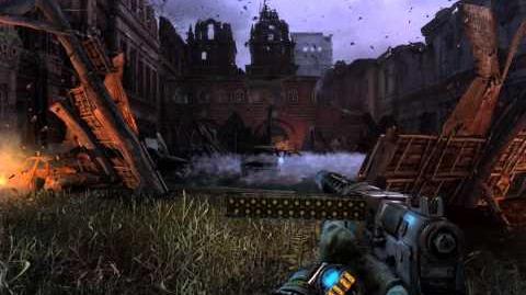 (29) Metro Last Light (Shadow Ranger Hardcore Walkthrough) Red Square (Red Square)