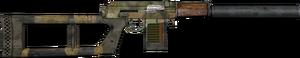 Vsk-94 sideview