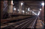 Depot platform