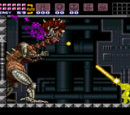 Hyper Beam (Super Metroid)