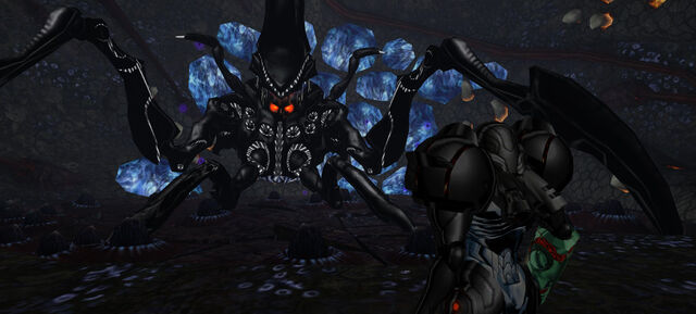 File:Metroid prime encounter phazon infusion chamber.jpg
