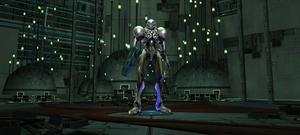 Light Suit Sanctuary Fortress Elevator