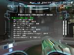 MP3 weapons menu