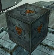 Explosive Crate