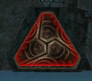 Red Blast Shield (Metroid Prime Hunters)
