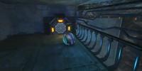 Morph Ball Door