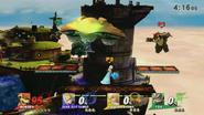 Gunship Final Smash