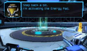 Energy Pad