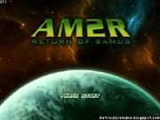 Am2r title screen