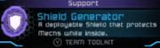 Shield Generator MPFF