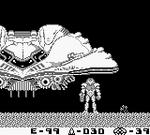 Samus's Gunship - Metroid II